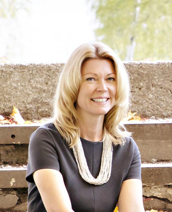 Anna Wiklund, rektor, Kungsängsgymnasiet Sala. Foto: Creative Mill Kommunikationsbyrå